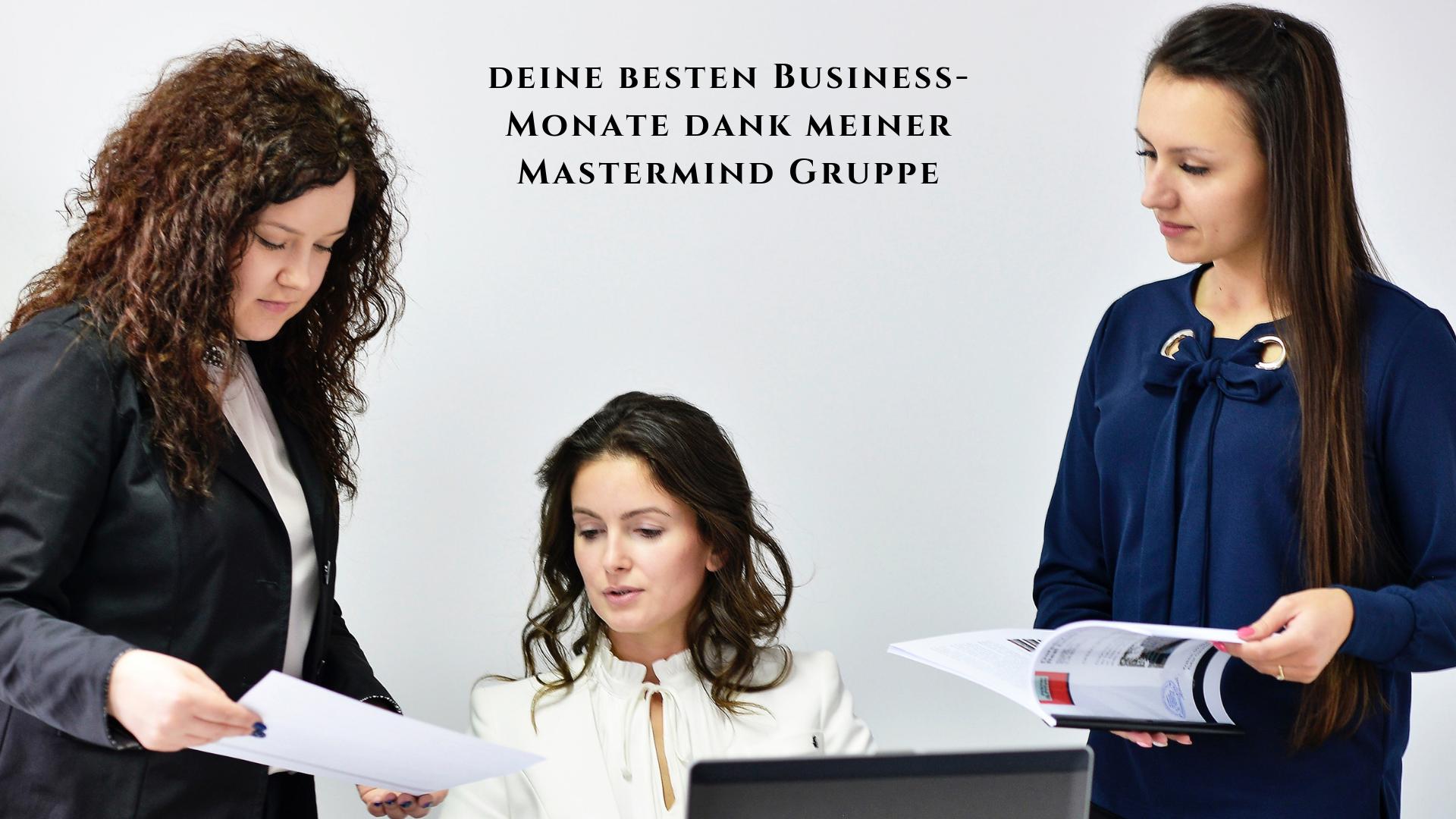 Mastermind Gruppe Krassi Hagedorn